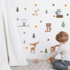 "Wall Stickers ""Forest Animals"